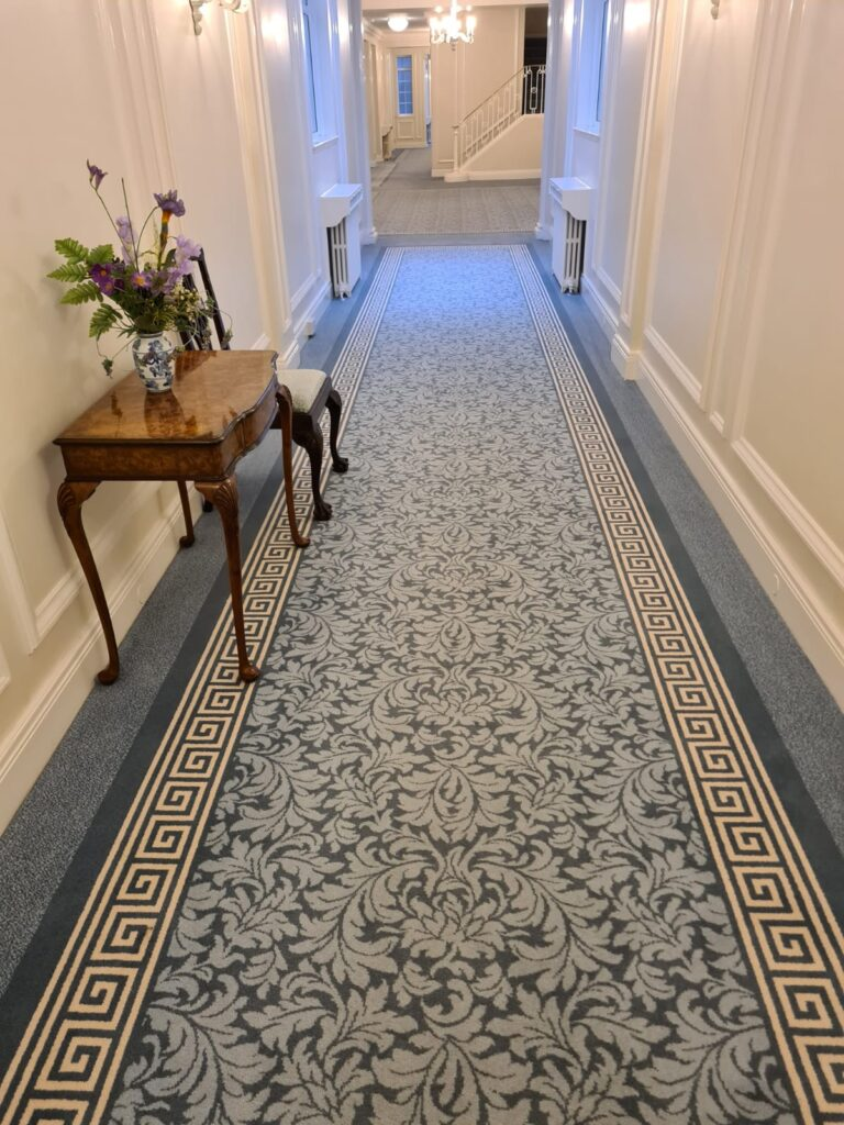 carpet new forest hotel