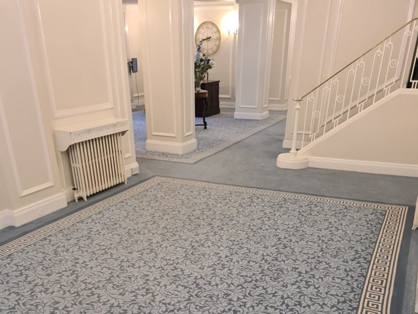 hotel carpet new forest